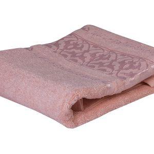 Ręcznik bambusowy - Motif - Koralowy - 70 x 140 cm