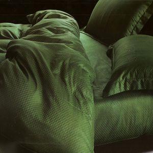 Pościel dwustronna - Zielone Wytchnienie - 160x200 cm - 3cz - 057-04
