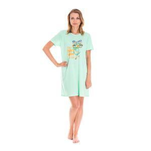 Koszula Nocna Damska Valerie dream - Zielona (DP6338)