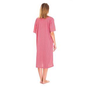 Koszula Nocna Damska Valerie dream - Koralowa (DP6137)