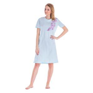 Koszula Nocna Benter - Seledynowa (65610)