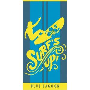 Ręcznik plażowy Blue Lagoon 70x140 - Surfer