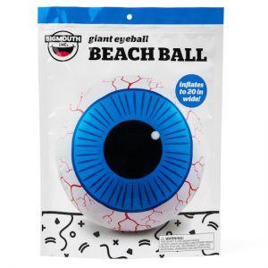 Piłka plażowa - oko