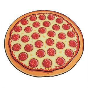 Koc plażowy - pizza