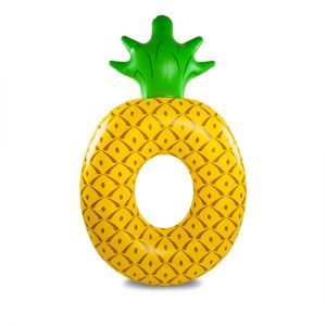 Koło do pływania - ananas