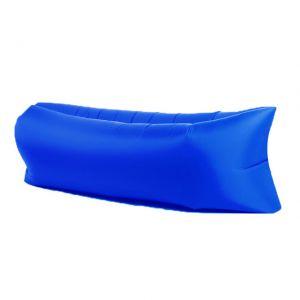 Lazy Bag AIR SOFA materac leżak - granatowy