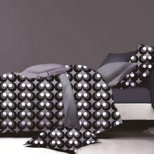 Pościel dwustronna - Textura - 160x200 cm - 3cz - 4303-04