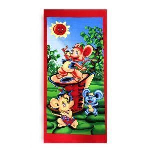 Ręcznik plażowy 70x145 cm - Wesołe Myszki RPL-22