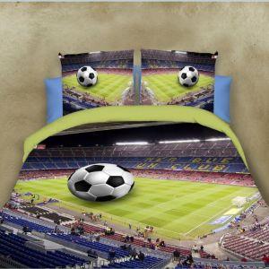 Pościel 3D -  Gigantyczna Piłka - 160x200 cm - 3 cz - K-7-06