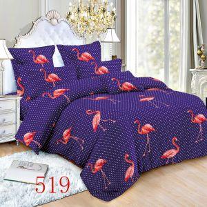 Pościel 3D -  Flamingi - 220x200 cm - 3 cz - 4229-519