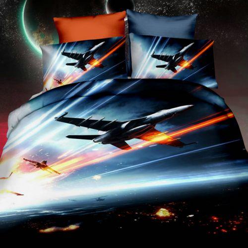 Pościel 3D - Gwiezdne Wojny - 160x200 cm - 3 cz - 254-02