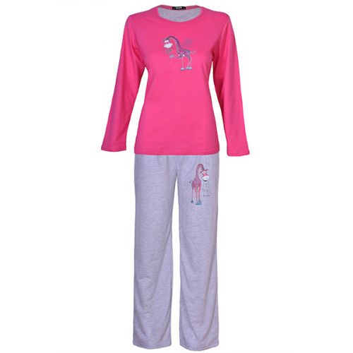 Piżama damska BENTER 65581 różowa
