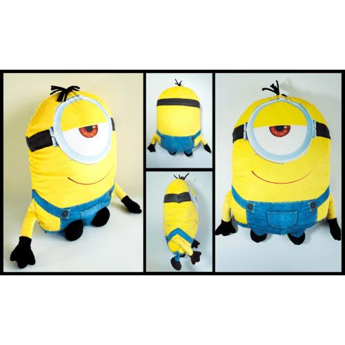 Poduszka maskotka Minionki - Stuart
