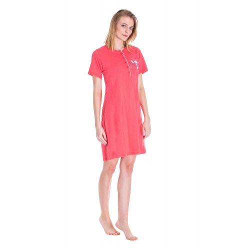 Koszula Nocna Benter - Koralowa (65599)