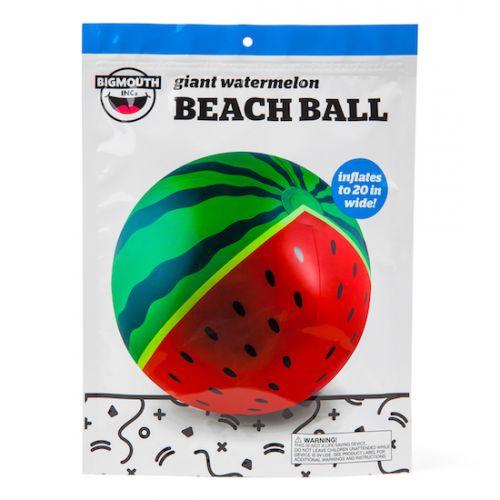 Piłka plażowa - arbuz
