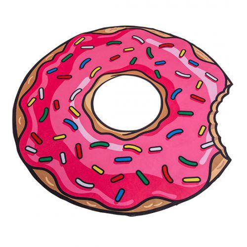 Koc plażowy - donut