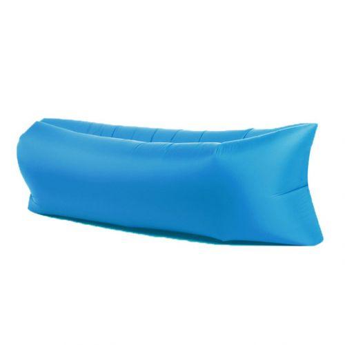 Lazy Bag AIR SOFA materac leżak - niebieski